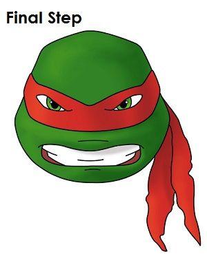 38++ Raphael ninja turtle clipart info