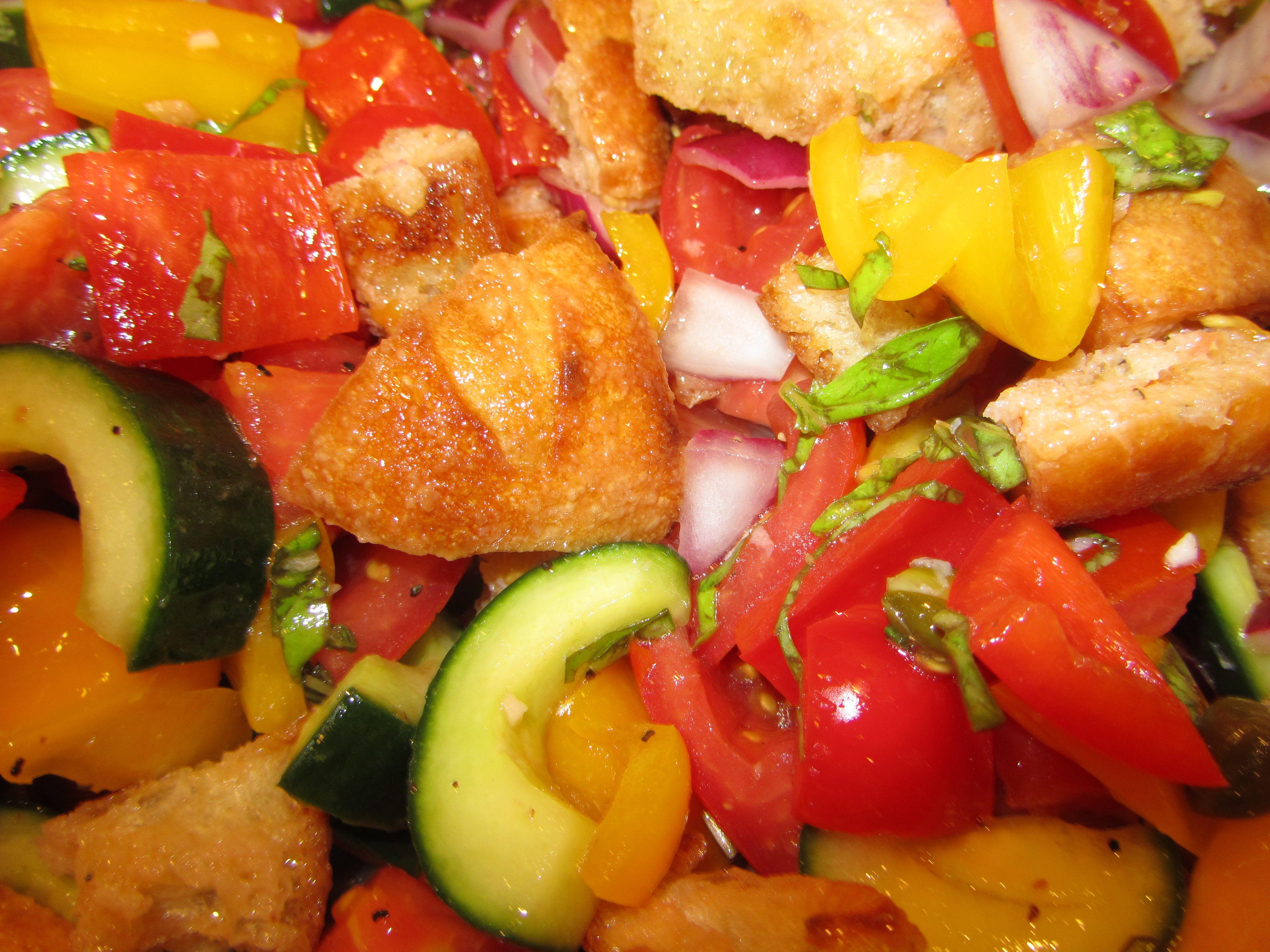 Barefoot Contessa Panzanella Salad Recipe