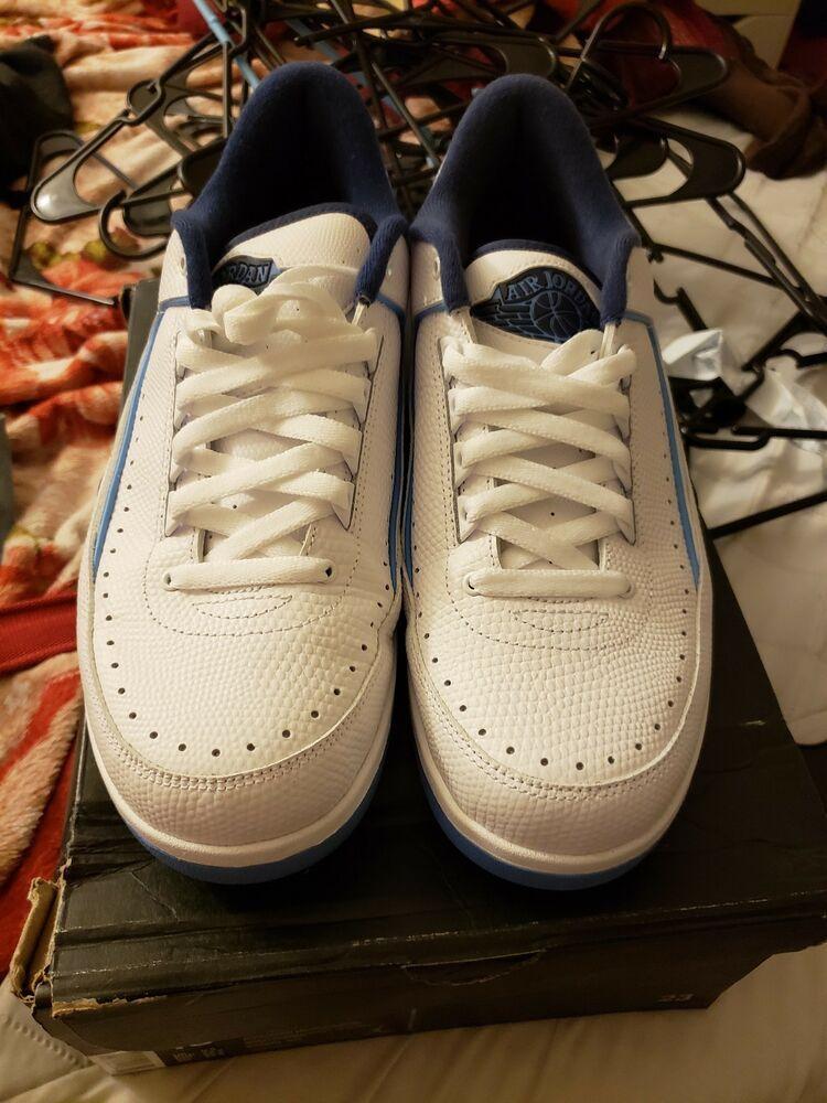 best service 396dc 514e5 Air jordan 2 low unc vnds  fashion  clothing  shoes  accessories  mensshoes   athleticshoes (ebay link)