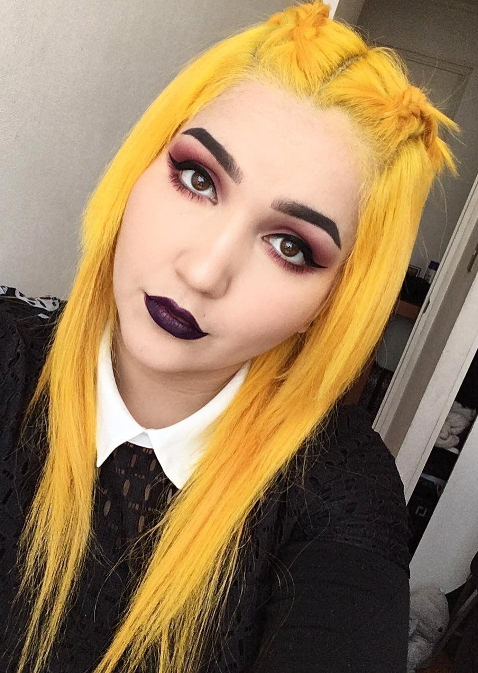 edgy hair color ideas