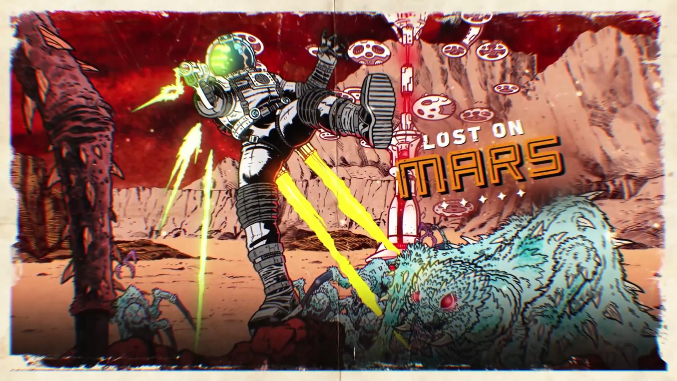 Far Cry 5 Dlc 2 Lost On Mars Far Cry 5 Crying Lost