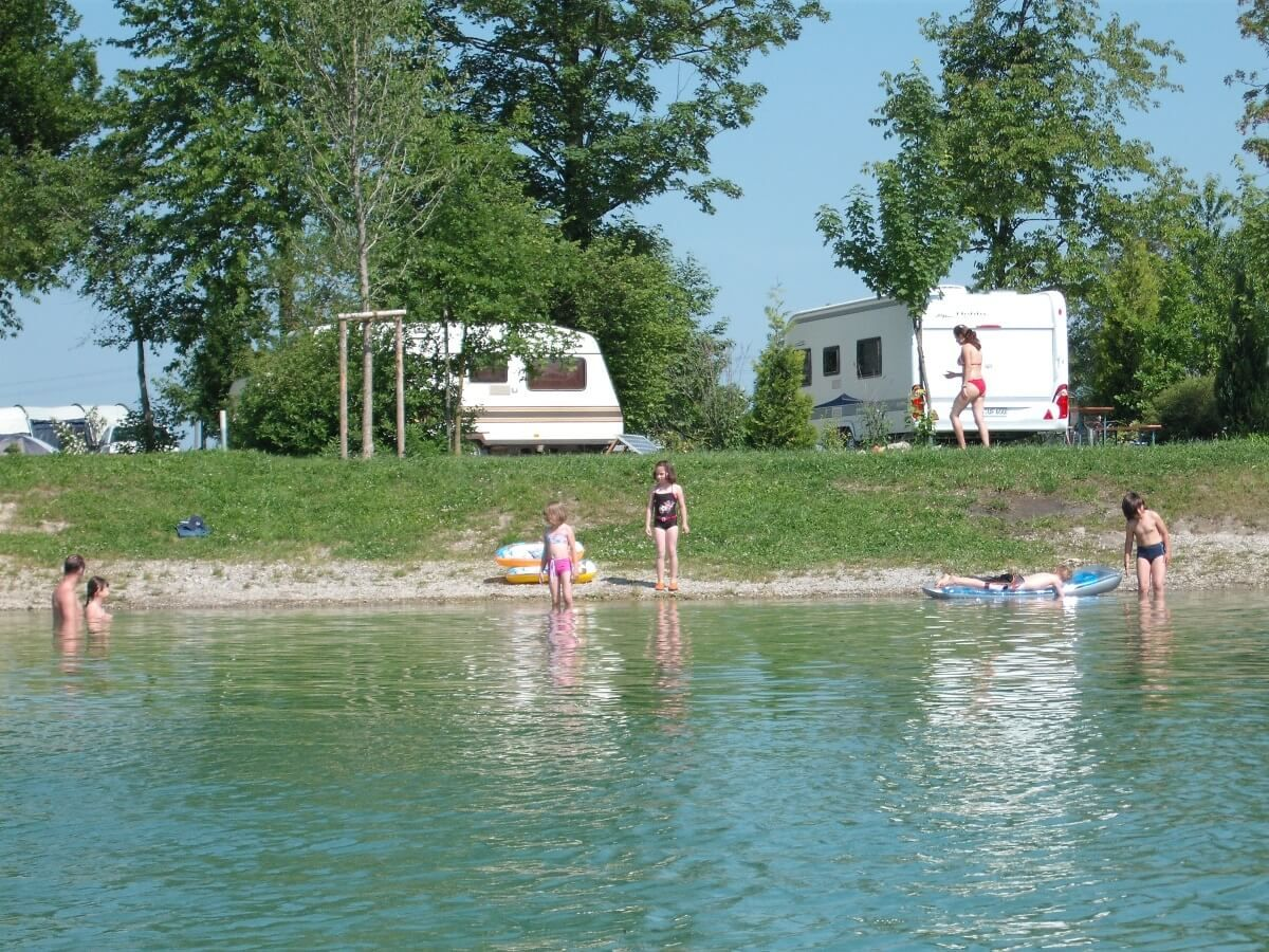 Photo of Schwarzfelder Hof: Camping idyll on the farm!