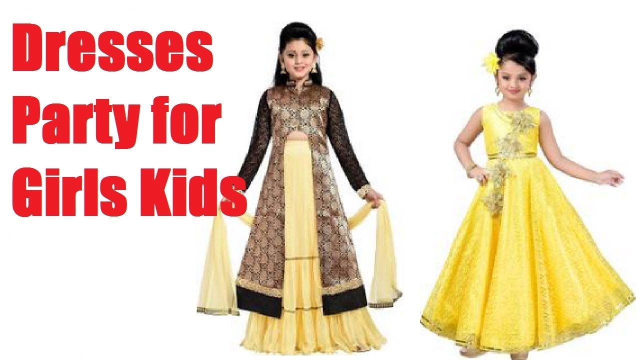 238f740ee6 Best Indian Dresses for Girls Kids Party in Flipkart and amazon shopping.