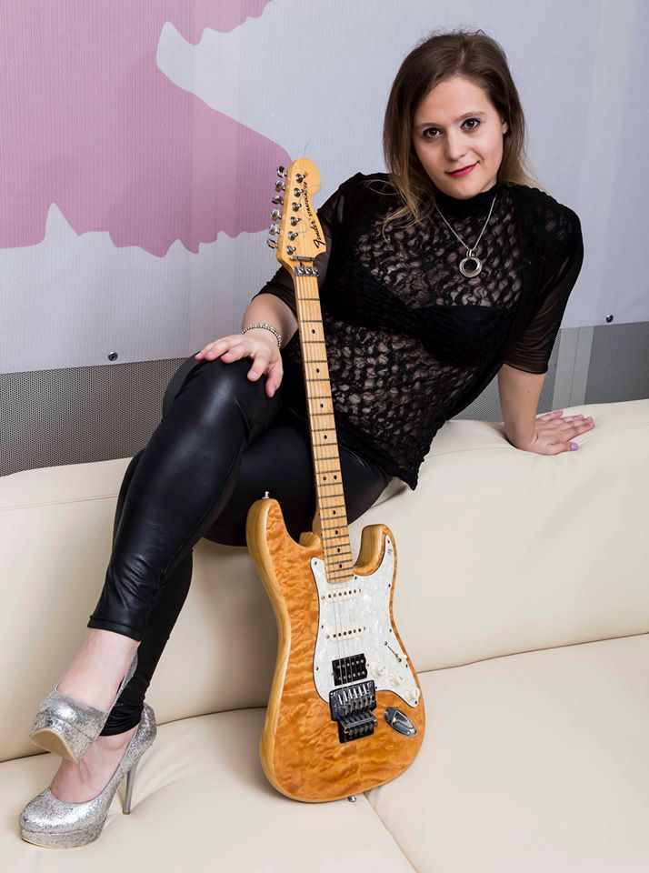 Eliana Cargnelutti-Italy.