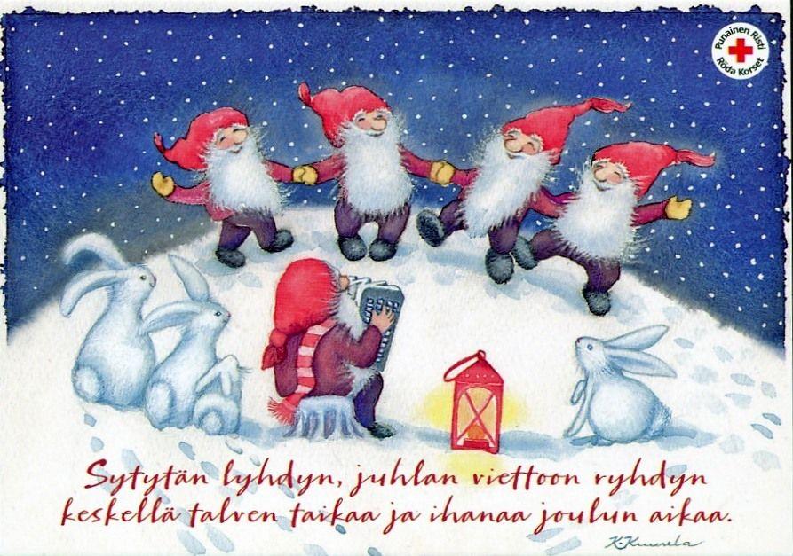 Katri Kuusela, Tonttujen tanssi PMM - Huuto.net