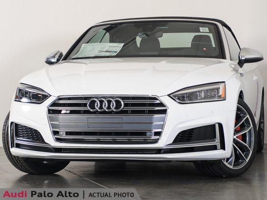 Convertible Audi S T Premium Plus Cabriolet With Door In - Palo alto audi