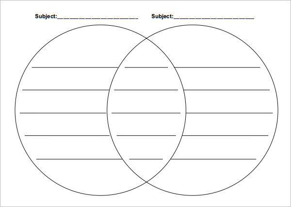 36 Venn Diagram Templatees | Free & Premium Templates