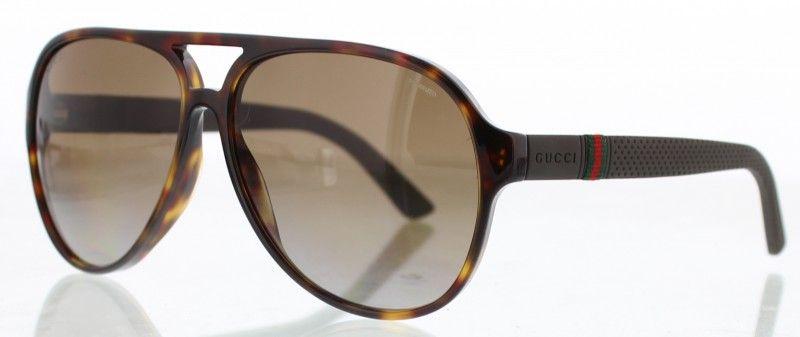 2ae54af02cc01 Óculos De Sol Gucci · Lunette de soleil GUCCI GG-1065-S 4UR LA homme - prix  193€
