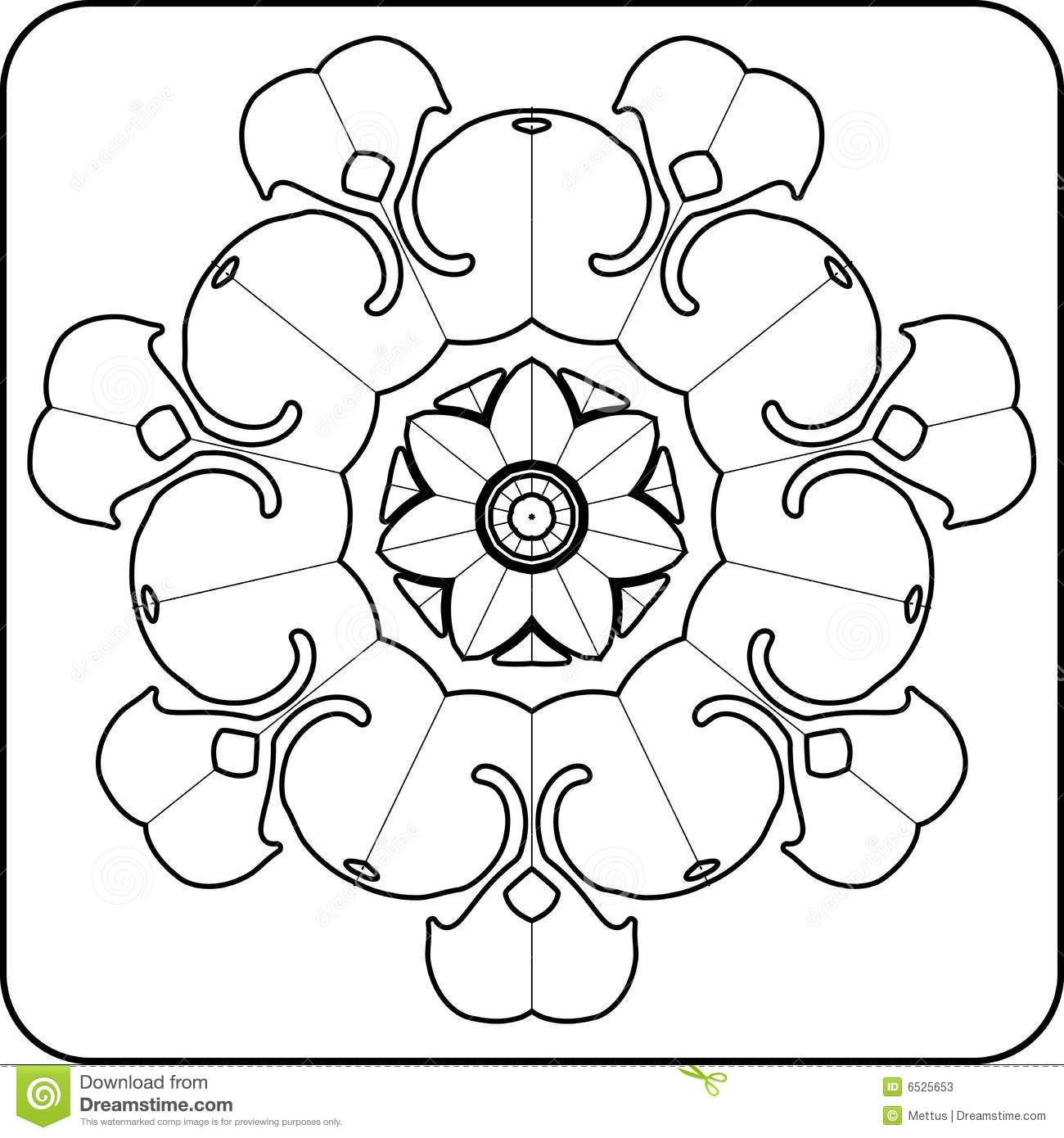 Gothic Architecture Patterns Style Pattern Of Curves