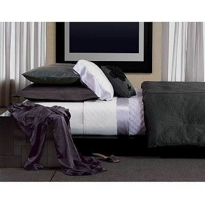 vera wang city night bedding. i bought the comforter set
