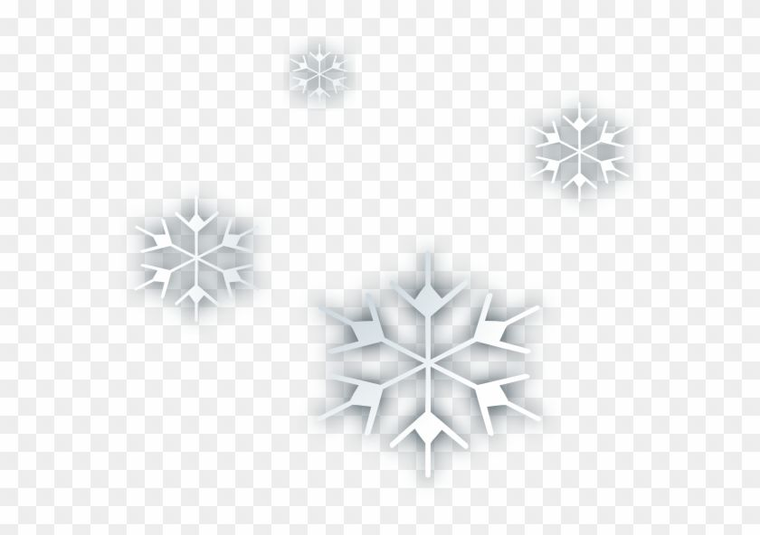 Snow Flakes Clip Art At Clker Animated Falling Snow Png 977901 Clip Art Snowflakes Art