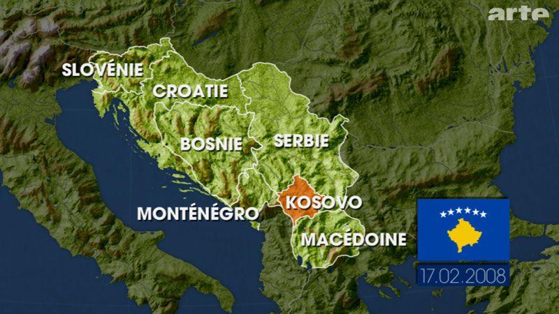 Aus Dem Zerfall Der Bundesrepublik Jugoslawien Im Jahre 1992 Sind