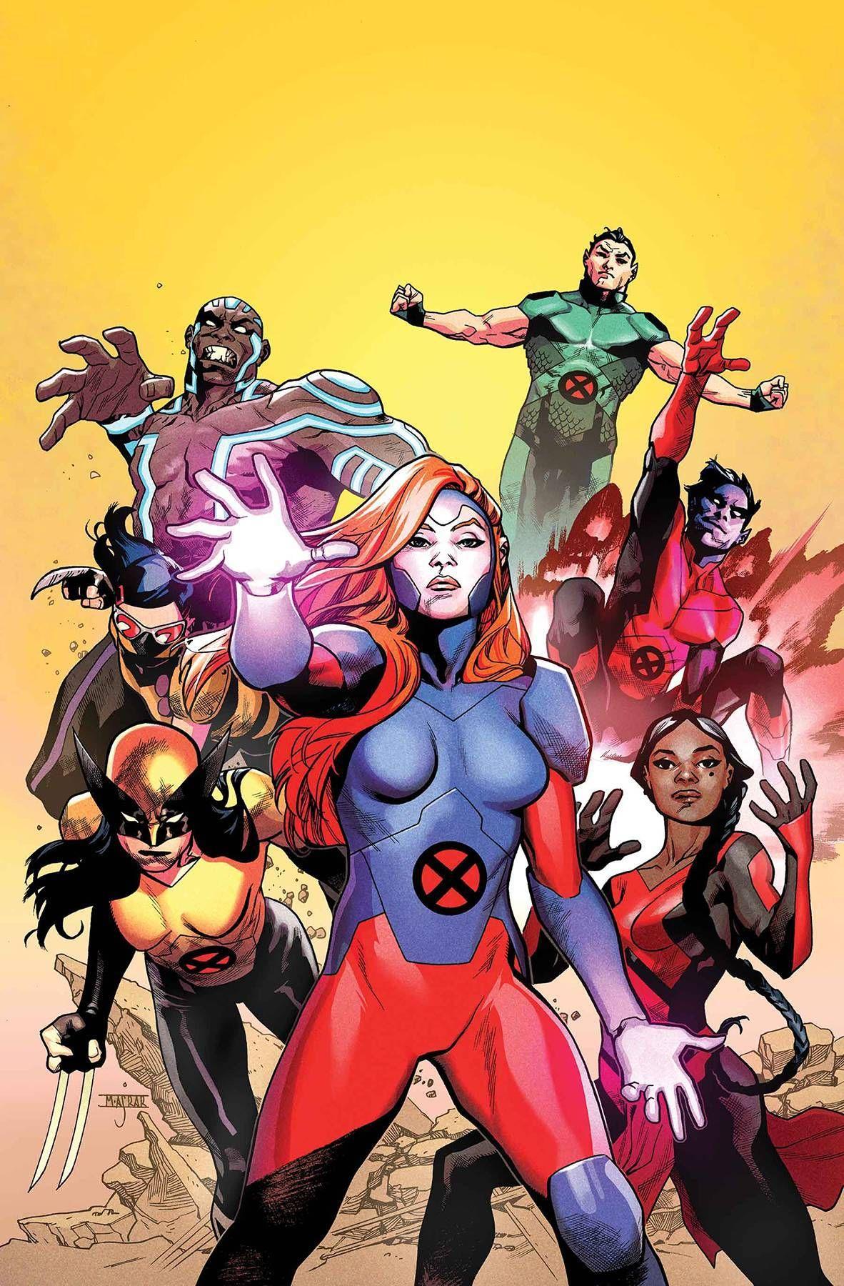 XMen Red 1 Marvel Legacy 2018 125 Mahmud Asrar Variant