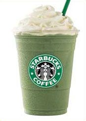 Green Tea Frap-I'm addicted to these! Seriously amazing.