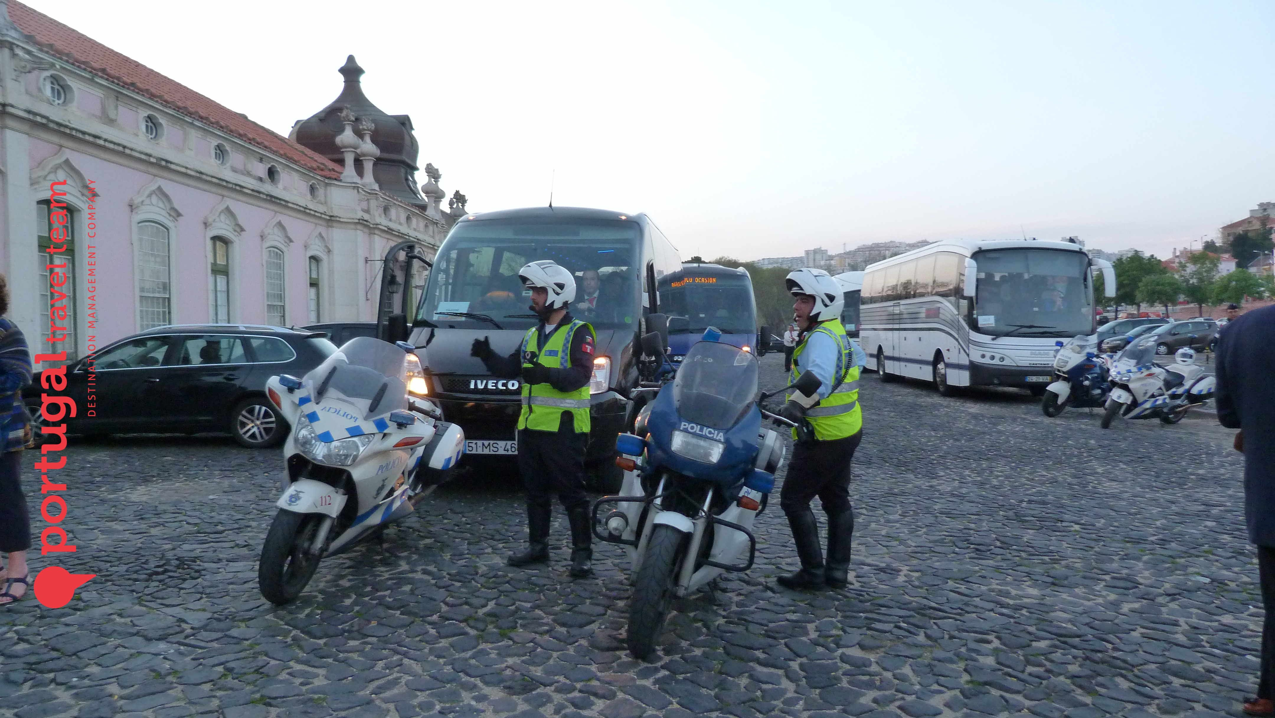 Safety above all!  #Lisbon #events #Portugal #Palace