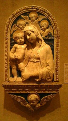 Boston MFA Andrea della Robbia, Italian (Florence)1435-1525
