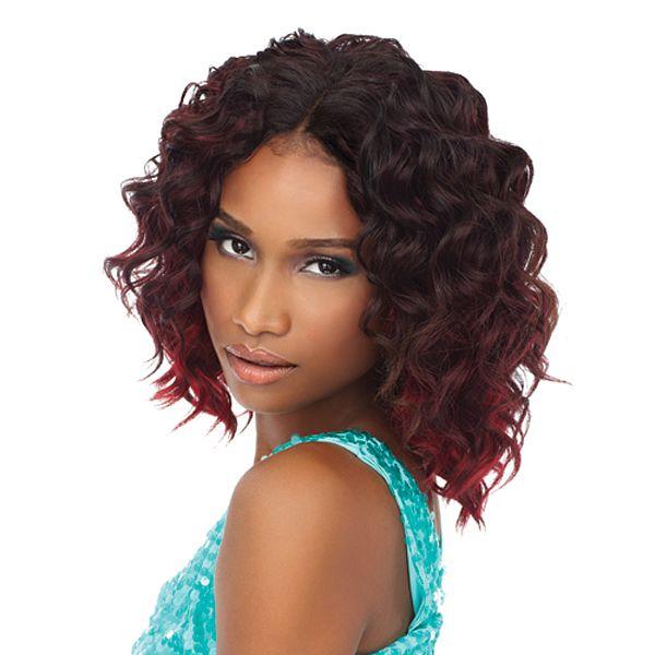 Sensationnel Human Blend Weaving Premium Too Shorty Loose Deep Wvg Human Braiding Hair Short Hair Styles Braids With Weave