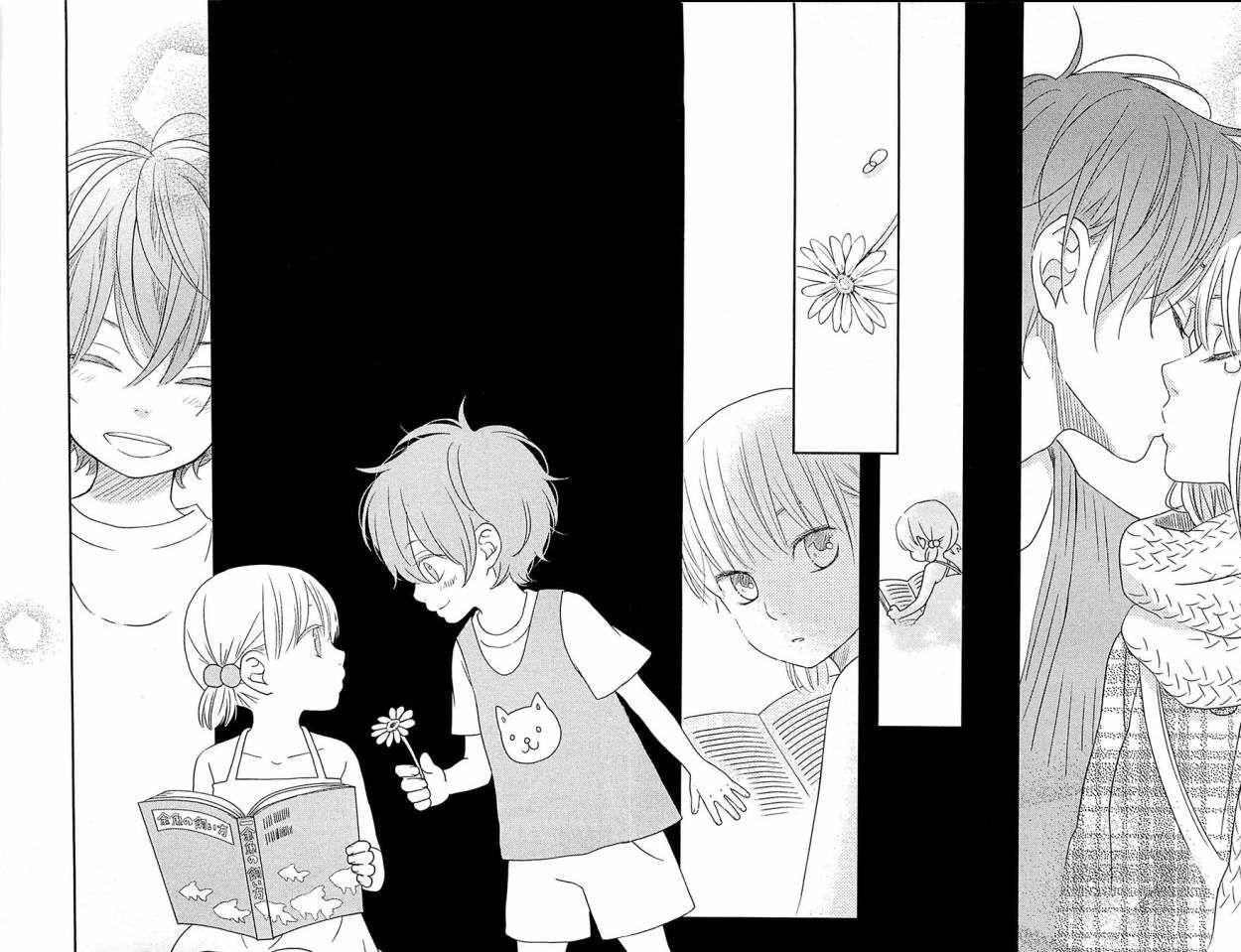 Tonari no Kaibutsu-kun manga capitulos 45 en Español Página 21