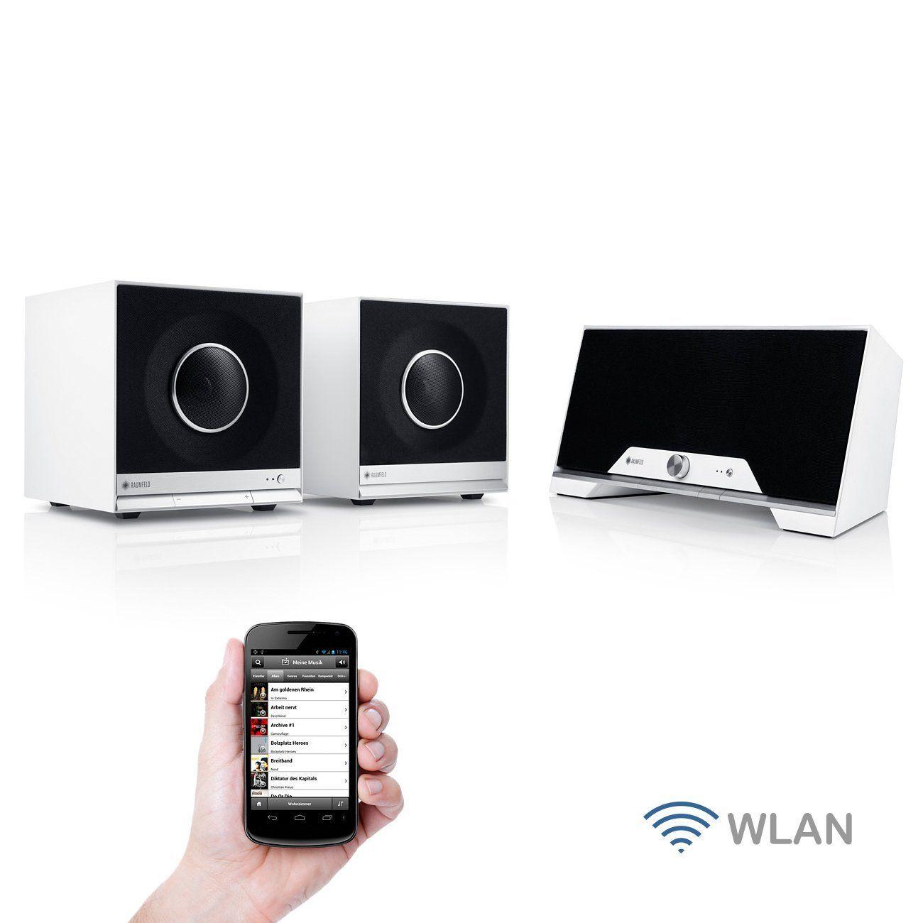 Raumfeld Welcome Home - WLAN-Musiksystem - fablife.de