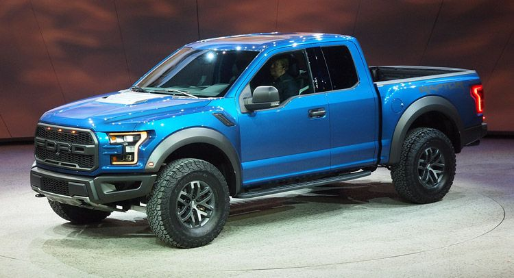 New 2017 Ford F150 Raptor is a Badass Performance Truck