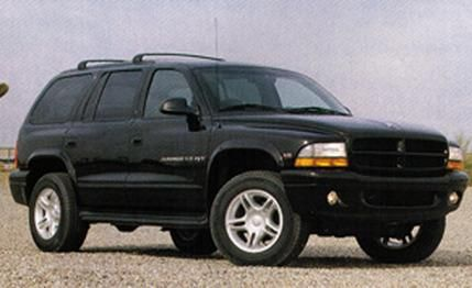 2001 Dodge Durango R/T - 5.9 Liters of American Muscle! | A ...