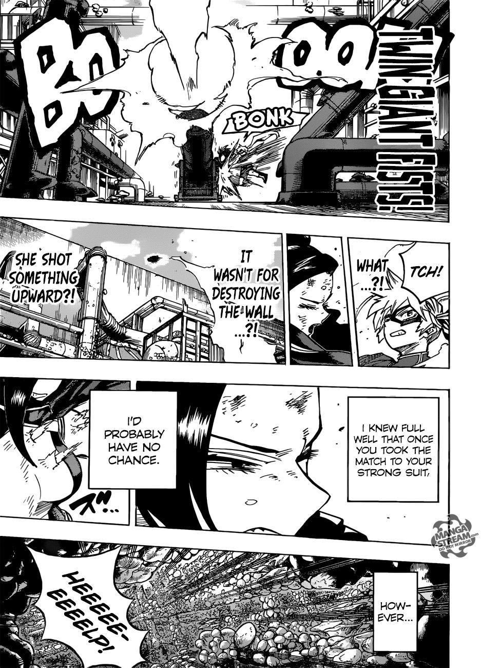 Boku No Hero Academia, Chapter 201 Boku No Hero Academia