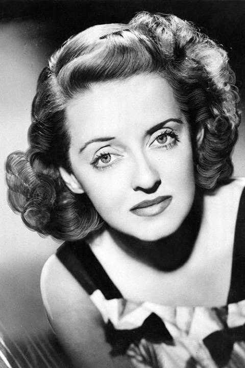 Bette Davis (April 5, 1908 - October 6, 1989) - born Ruth Elizabeth Davis in Lowell, Massachusetts.  Associated filmography:  The Great Lie (1941)  The Bride Came COD (1941)  Now, Voyager (1942)  Mr. Skeffington (1944)  All About Eve (1950).