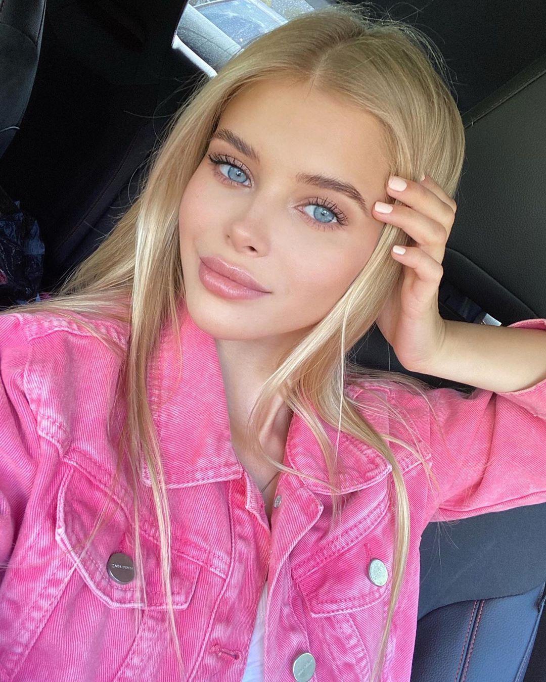 Alla Bruletova On Instagram Fashion Women Red Leather Jacket