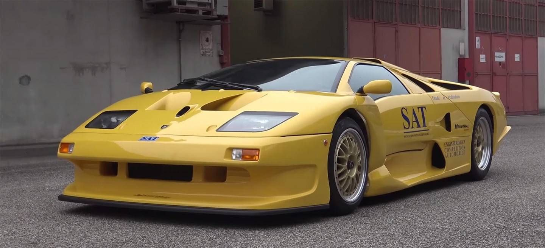 Lamborghini Diablo Gt1 Auto Bild Ideen