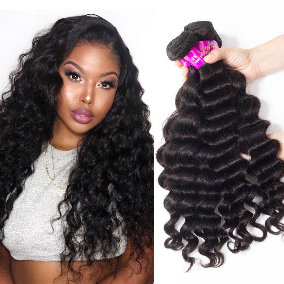 55fabbae6 tinashe hair brazilian loose deep 4 bundles   Hair growth in 2019 ...