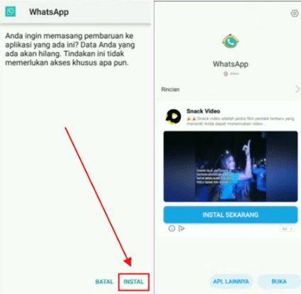 cara update gb whatsapp yang sudah kadaluarsa,cara memperbarui gb wa,cara download gb wa