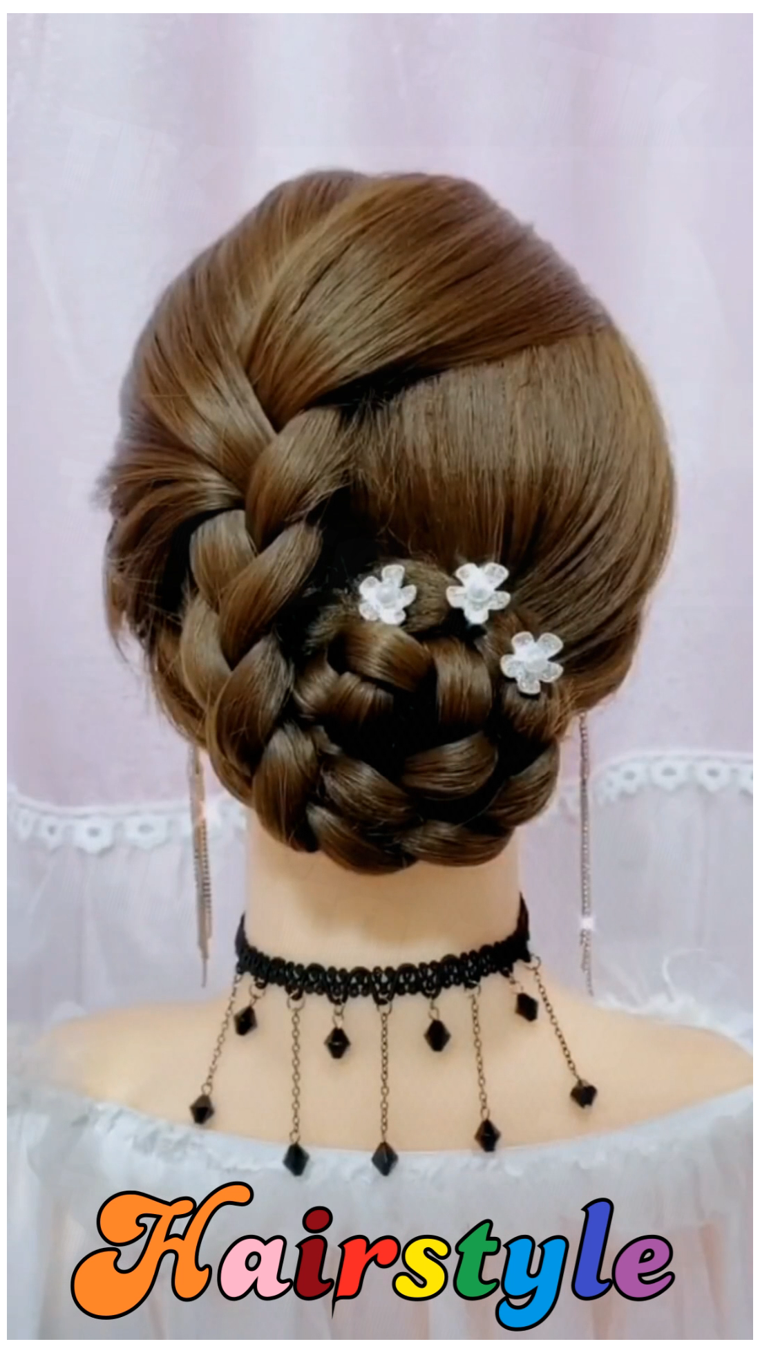 cute hairstyles for medium hair for a party