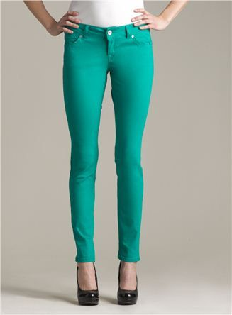 Almost Famous  5 Pocket Skinny A