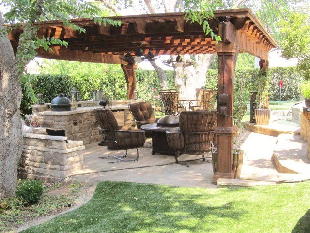 Great Outdoor Space In Frisco Tx With Images Outdoor Living Backyard Backyard Retreat