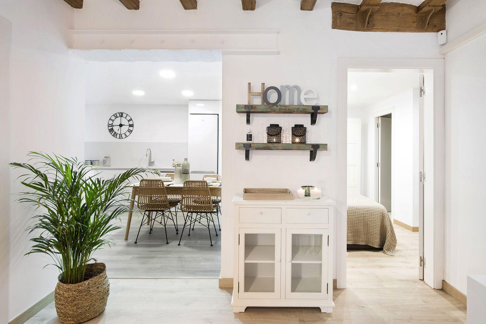 Un apartamento (que enamora) en el casco antiguo de Barcelona - #antiguo #Apartamento #Barcelona #casco #de #el #En #enamora) #que #un