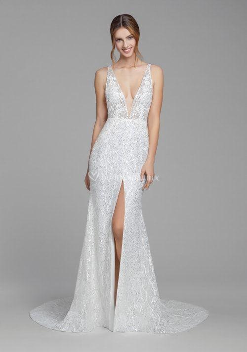 13a64d0f5 ¿Segundo vestido de novia? 8 consejos para elegir el tuyo #bridaltrends  #coleccion2019 #brides2019 #barcelona #newyork #mexico #bridalgown #dress  #wedding ...