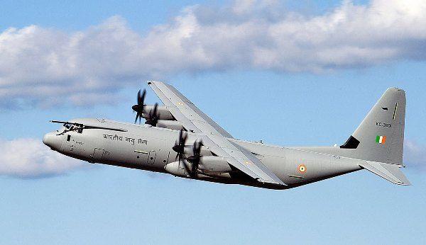 India To Receive Six More C130j Super Hercules Aircraft