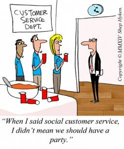 customer service executive means