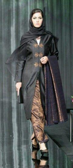 Kebaya Labuh Fashion Kebaya Pakaian Dan Pakaian Wanita