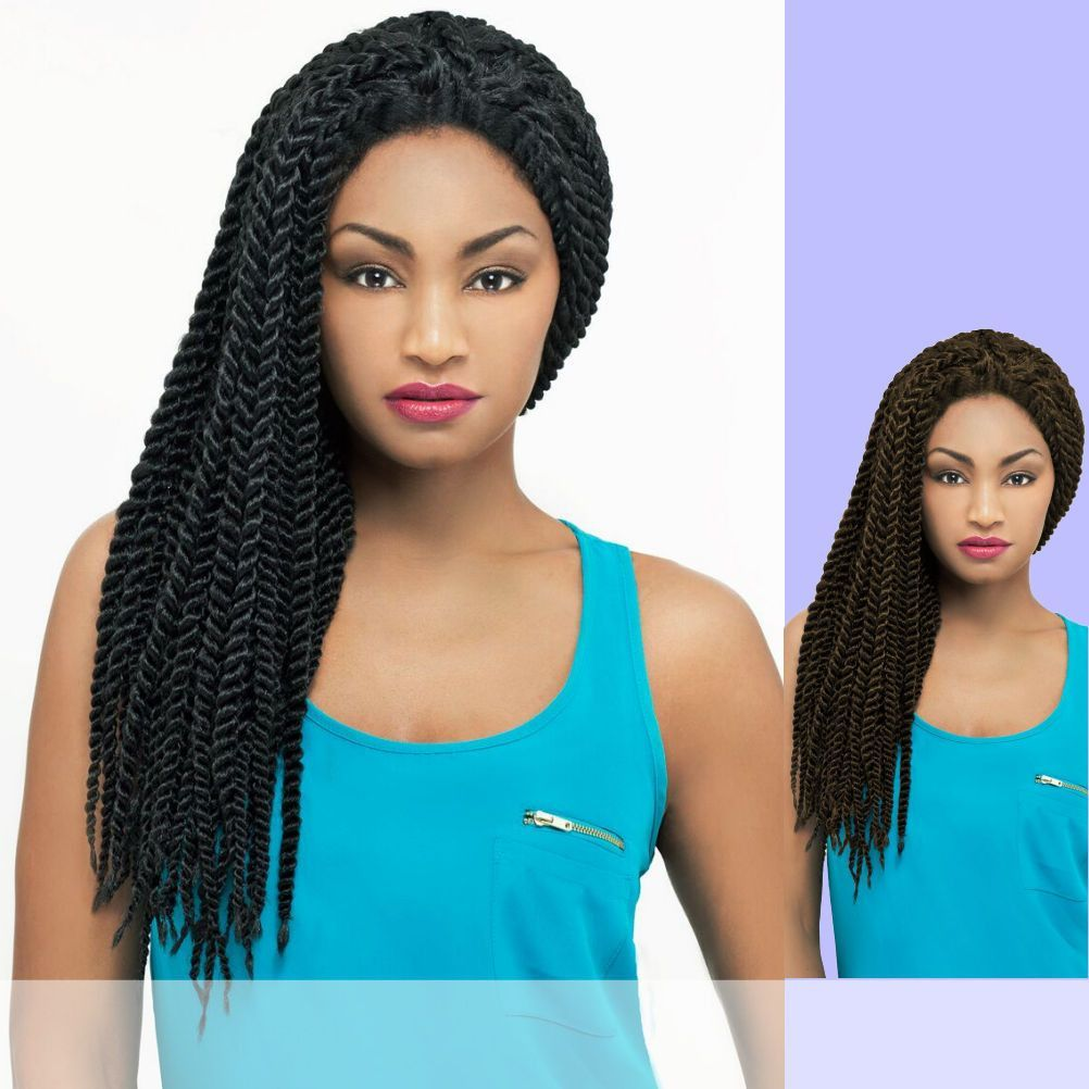 MARTA (Carefree Collection) - Synthetic Lace Front Wig