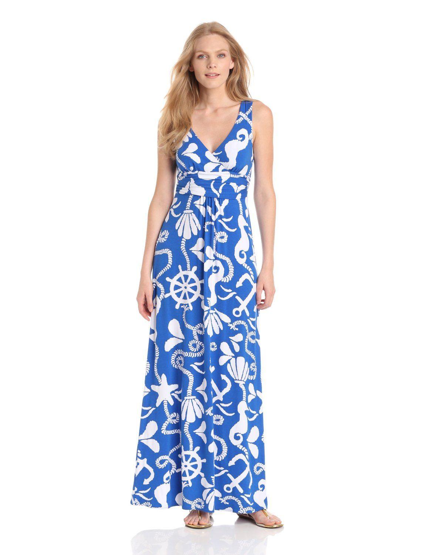 : Lilly Pulitzer Women's Sloane Maxi Dress