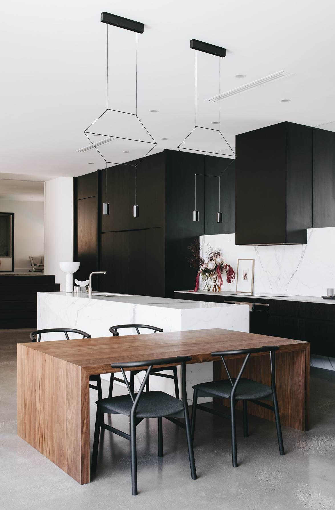 14 Architectural Homes In Australia Luxury Kitchens Interior Design Kitchen Modern Kitchen Design