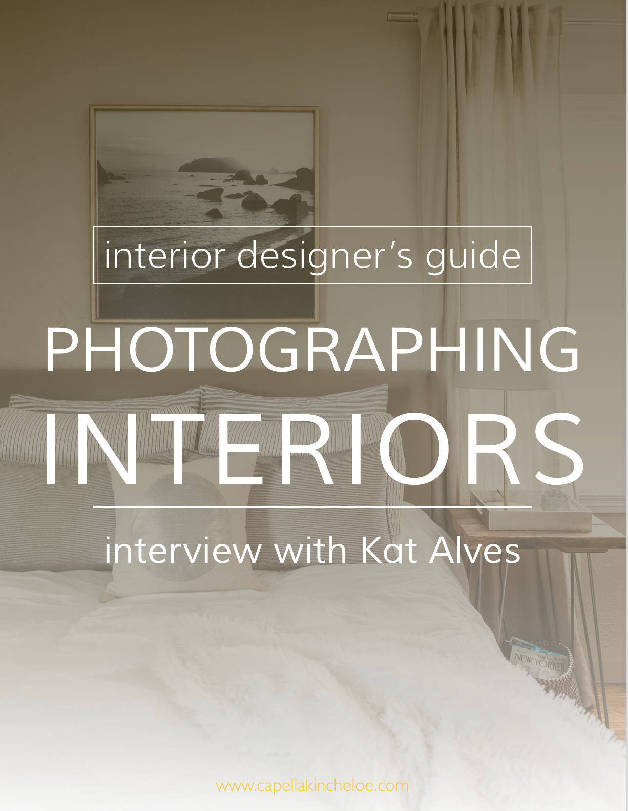 Photographing Interior Design Interview With Kat Alves Interior
