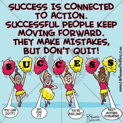 Cheerleaders Success Http Www Cartoonmotivators Com Blog Personalized Caricature Mindset Coaching Motivation