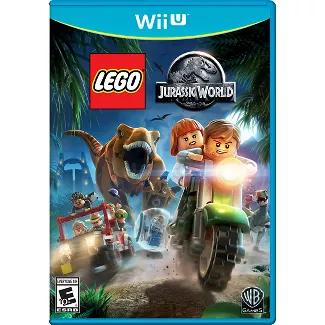 Nintendo Wii U Games Video Target Lego Jurassic World Lego Jurassic Lego Jurassic World Game