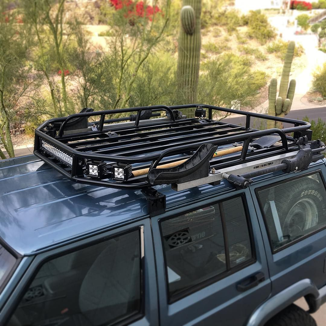 John Hunter On Instagram Enjoyed This Roof Rack Build Along