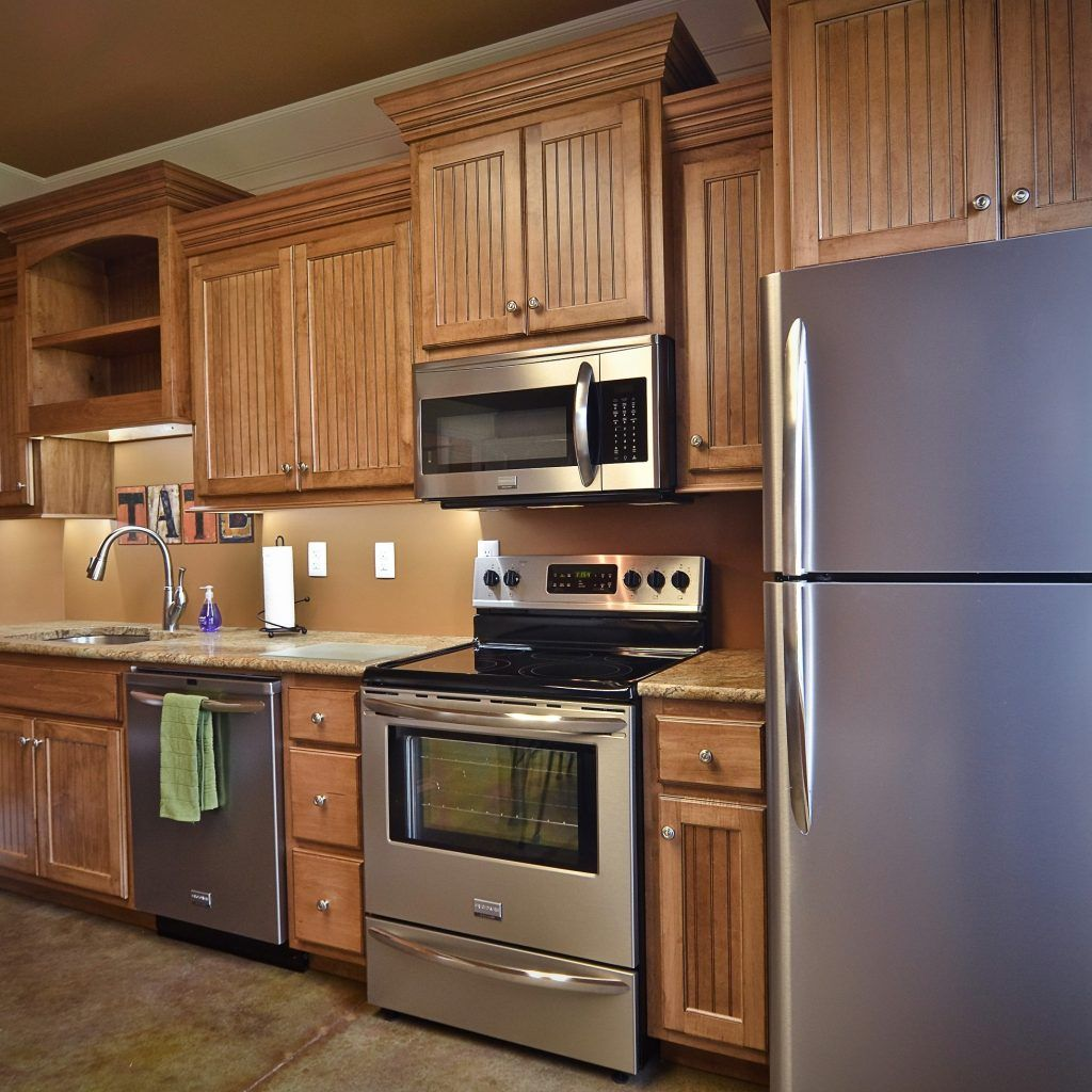 Coffee Coloured Kitchen Cabinets Stained Kitchen Cabinets Kitchen Cabinet Design Wood Kitchen Cabinets