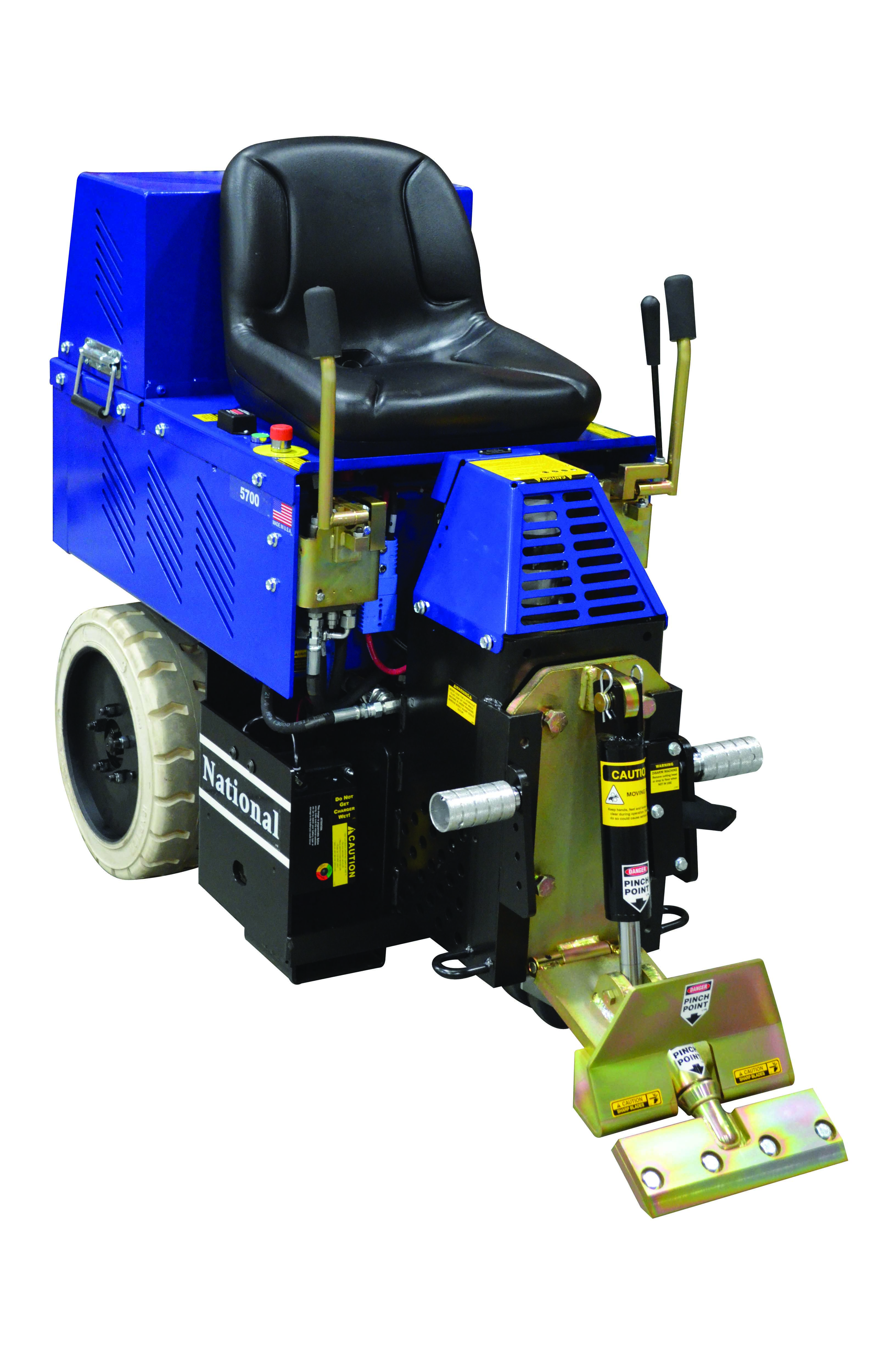 Remove All Types Of Flooring Material With The Lightning Floor Scraper.  Available For Purchase Or Rent 888 550 4740 | Ride On Floor Scrapers |  Pinterest