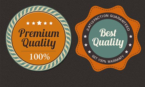 10 Best Free Psd Badges For Creative Designers Free Psd Badge Design Badge