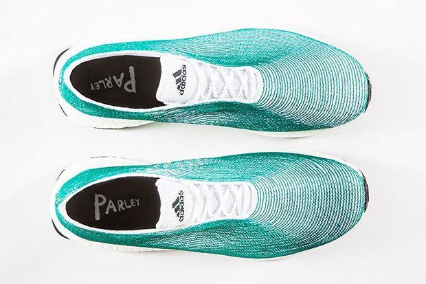 49bb1ed5f Adidas lança Primeknit, tênis feito 100% com plásticos retirados do oceano;